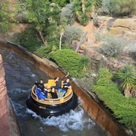 Atracciones acuáticas del parque temático PortAventura