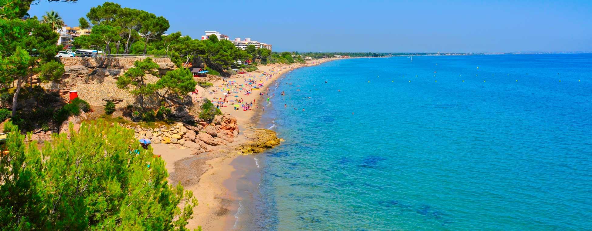 Litoral alquiler de apartamentos en la costa dorada - Apartamentos playa baratos vacaciones ...